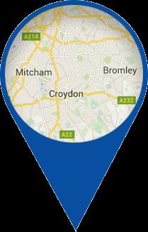 Map marker large