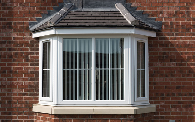 Bay windows in london south east albion windows for Discount bay windows