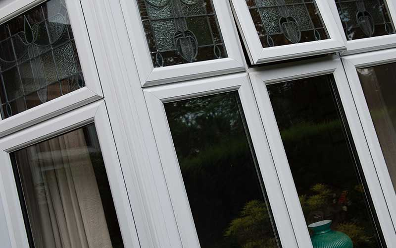 uPVC windows installed in South London