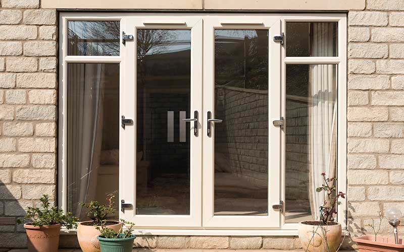 French doors in london south east albion windows for Upvc french doors inward opening