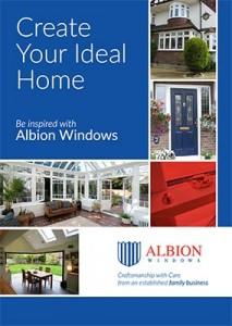 Albion Windows brochure
