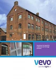 Heritage Aluminium Windows & Doors Brochure