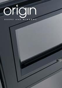 Origin windows and doors brochure thumbnail