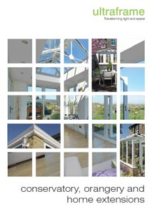 Ultraframe conservatories brochure thumb