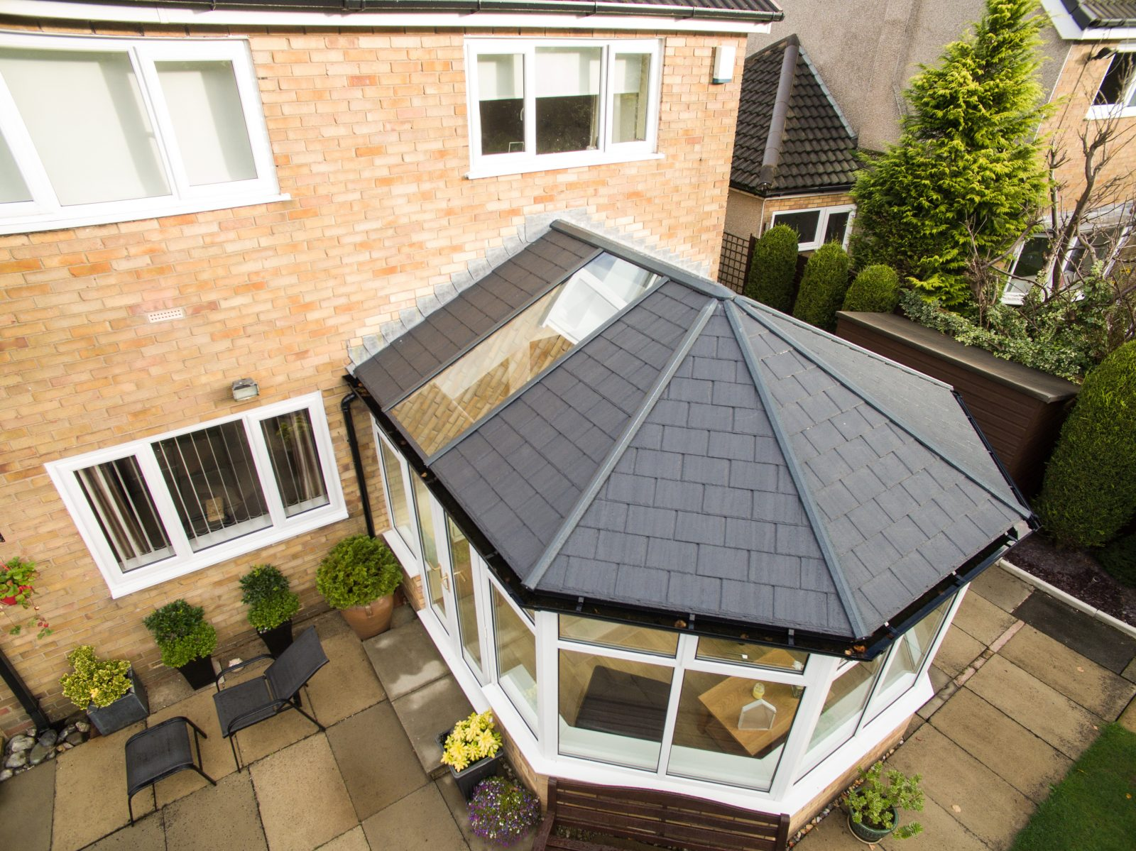 Is A Glass Conservatory Roof Really The Best Albion Windows