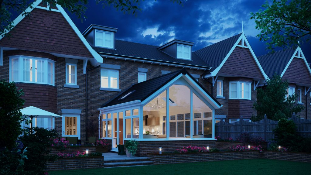 Synseal Celsius Roof | Albion Windows