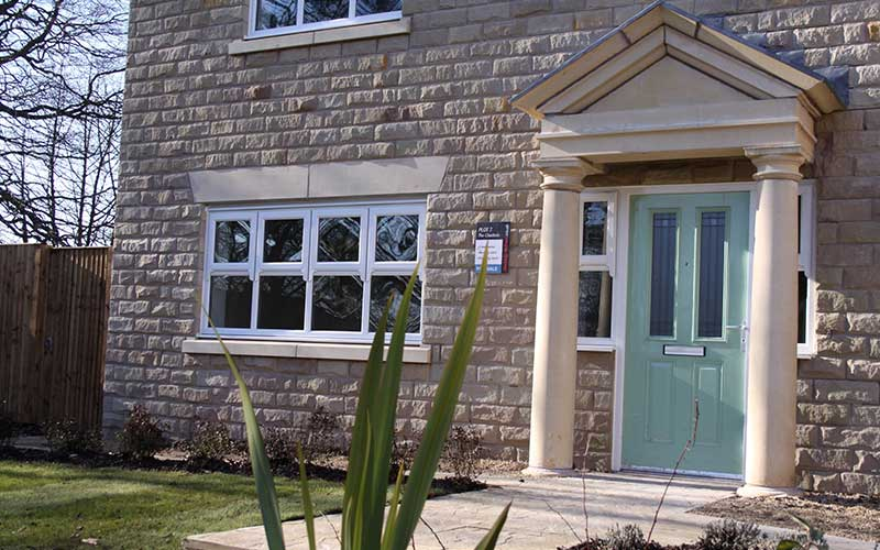 How to pick the perfect front door colour | Albion Windows