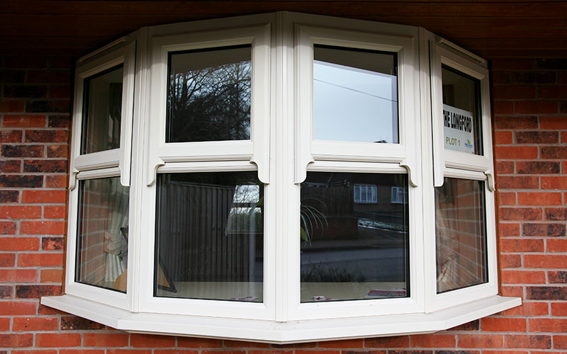Bow windows in london south east albion windows for Curved bay window