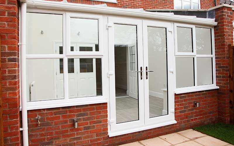 Conservatory French Door