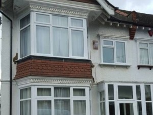 Porch and windows uPVC