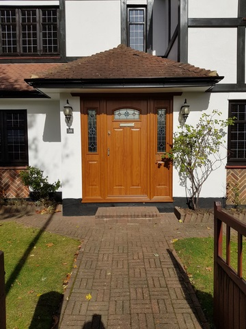 What are composite doors - The comprehensive guide