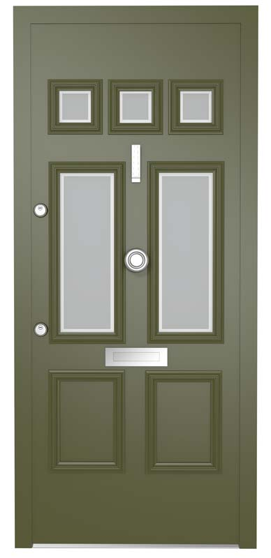 Chiswick Verde 2