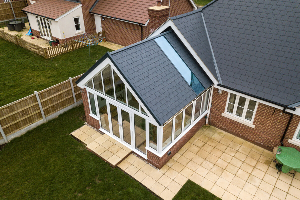 Tiled Conservatory Roofs Sutton
